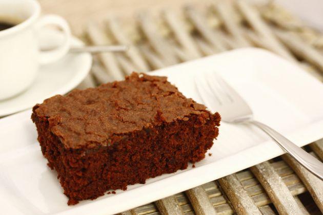 Exquisita receta de Brownies sin gluten 2