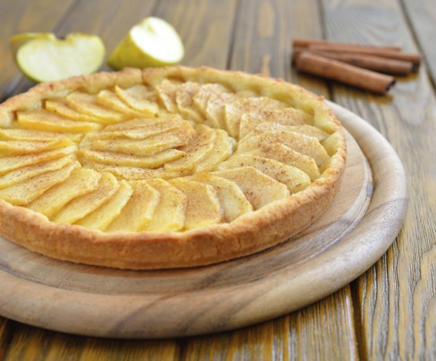 Consejos para conseguir la masa de tarta perfecta 3