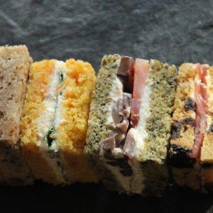Sandwiches Pan Artesanal