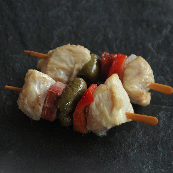 Brochette Pollo 1