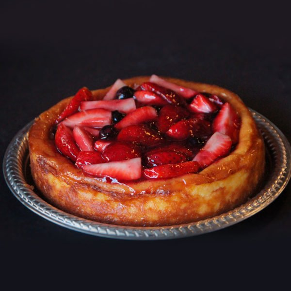 Cheesecake artesanal 1
