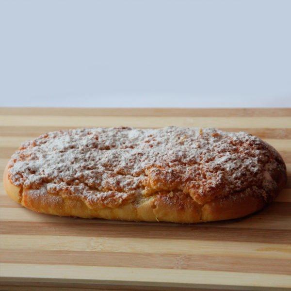 Levadura de coco y crema pastelera 1