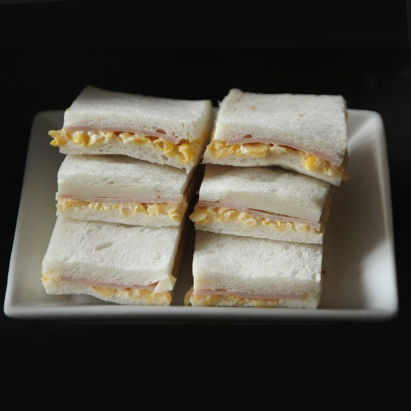 Sandwich de Choclo 1