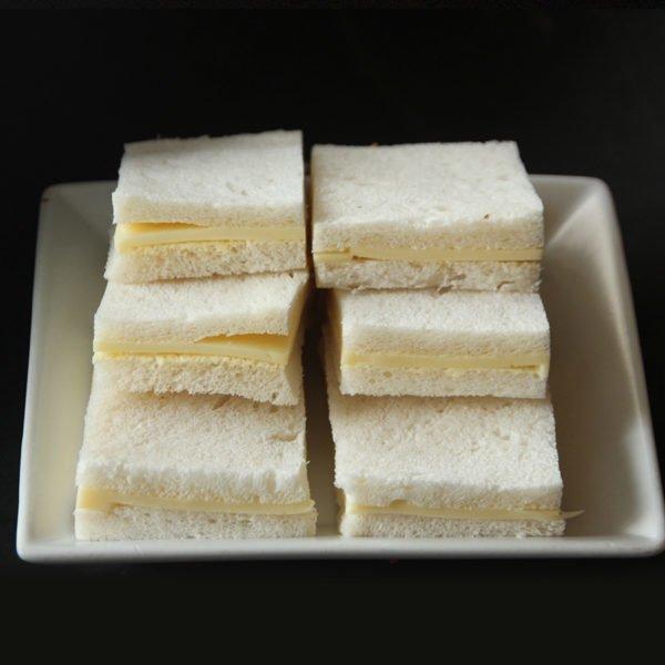 Sandwich de Queso 1