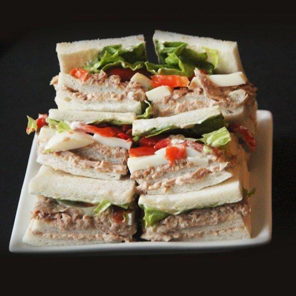 Sandwich Especial de Atún 1