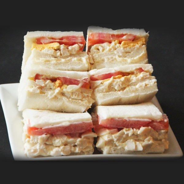 Sandwich Especial de Pollo 1