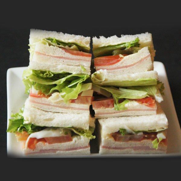 Sandwich Olímpico 1